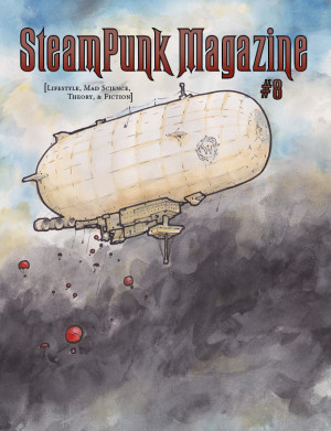 Steampunk Magazine #8