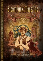 SteamPunk Magazine: The First Years – Issues #1-7