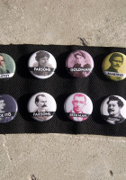 Anarchists Button Pack #1