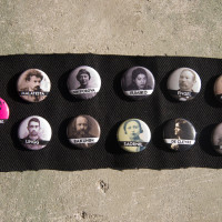Anarchists Button Pack #2