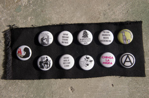 Anarchy Buttons Pack