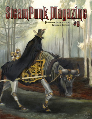 SteamPunk Magazine 9