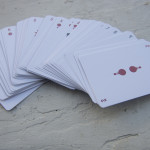 Combustion Books Playing Cards